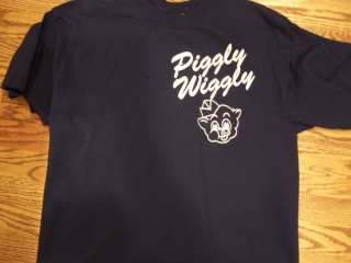 Piggly Wiggly Shirt Front