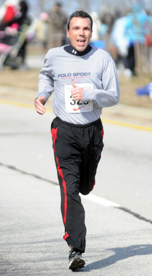 Run The Reagan Half Marathon