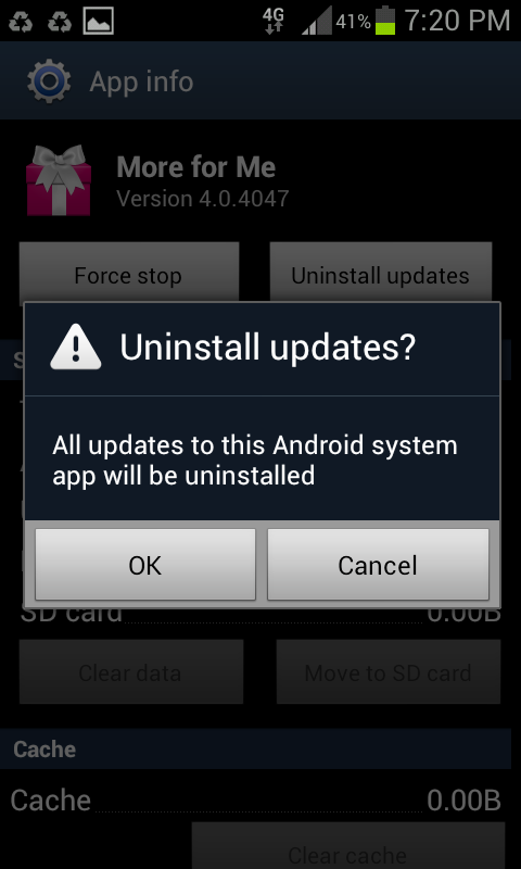 How To Disable Android System Apps | The Merchant Stand